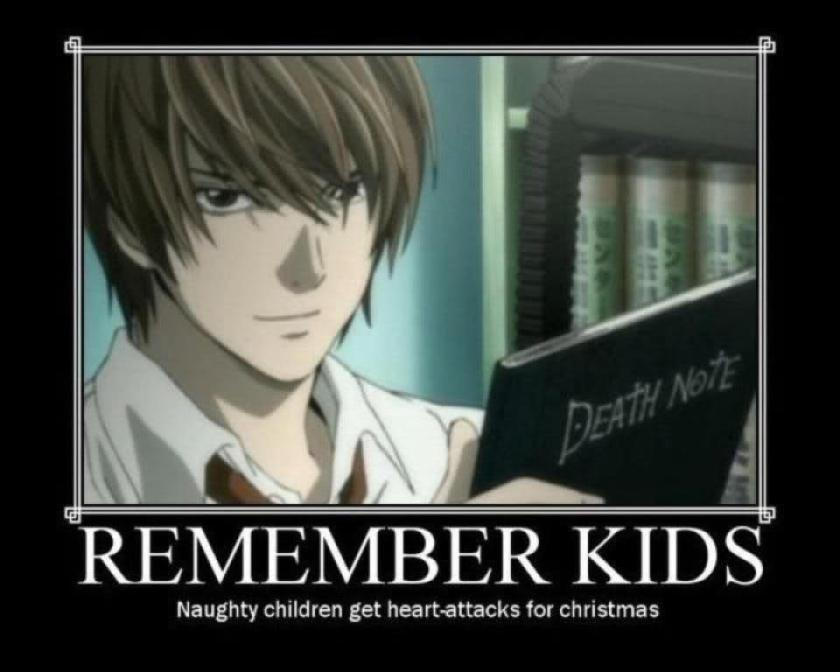 death note meme