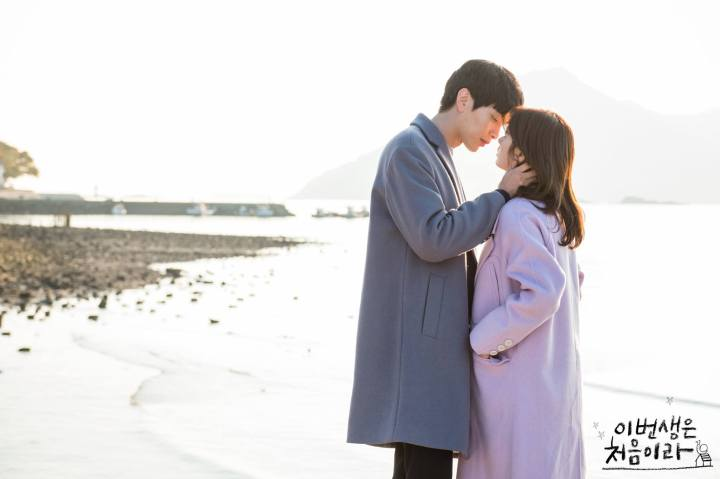 Interview with Lee Min-ki and Jung So-min (Marie Claire2017)